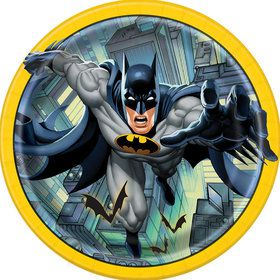 "Batman 9"" Luncheon Plate (8 Count)"