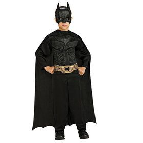 Batman Action Suit Set Kids Costume