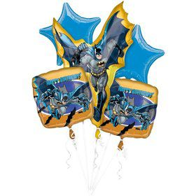 Batman Balloon Bouquet (5 PACK)