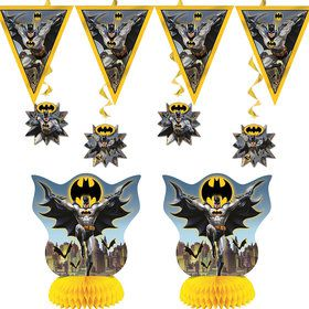 Batman Decoration Kit (7 Pieces)
