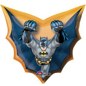 Batman Die Cut Mylar Balloon (each)