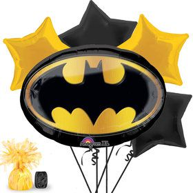 Batman Party Balloon Kit