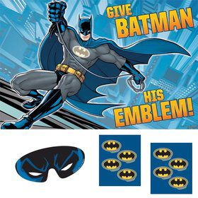 Batman Party Game (Each)
