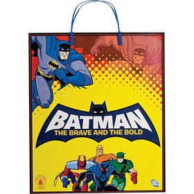 Batman Plastic Tote Bag (Each)