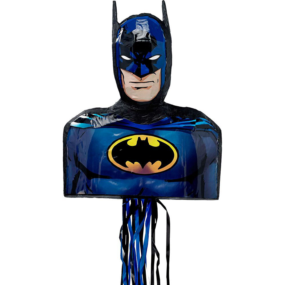 Batman Shape Pinata (Each) - Party Supplies