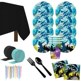 Battle Game Deluxe Tableware Kit (Serves 8)