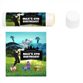 Battle Game Personalized Lip Balm (12 Pack)