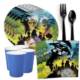 Battle Game Standard Tableware Kit (Serves 8)
