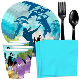 Battle Game Tableware Kit (Serves 8)