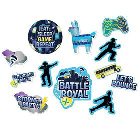 Battle Royal Assorted Cutouts