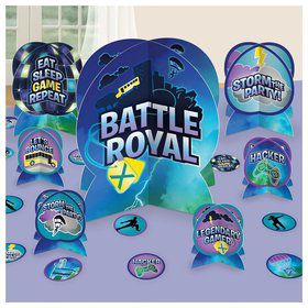 Battle Royal Table Centerpiece Kit