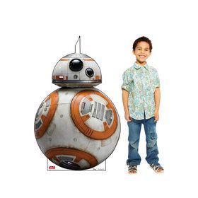 BB-8 (Star Wars VII: The Force Awakens) Cardboard Standup (Each)