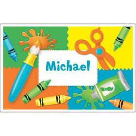 Art Personalized Placemat