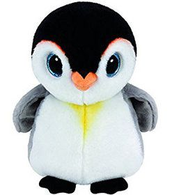 Beanie Classic Ty Pongo Plush (Medium)