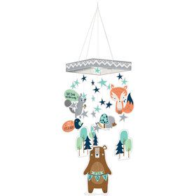 Bear-ly Wait Mobile Hanging Decoration