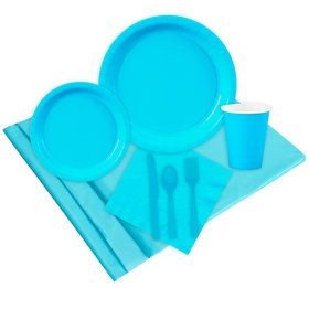 Bright Blue Party Pack