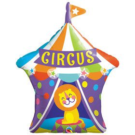 "Big Top Circus 36"" Balloon"