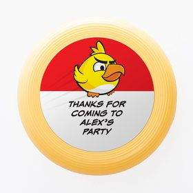 Birds Personalized Mini Discs (Set of 12)