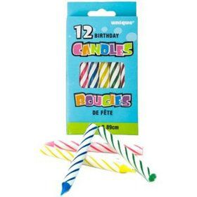 Birthday Candles (12-pack)