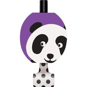 Birthday Panda Blowouts (8 Pack)