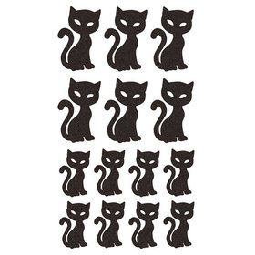 Black Cats Sticker Sheet