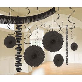 Black Decoration Kit