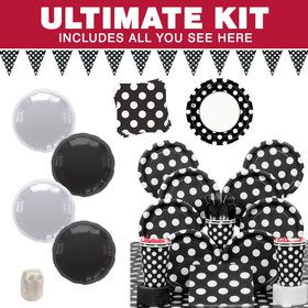 Black Dots Ultimate Kit (Serves 8)