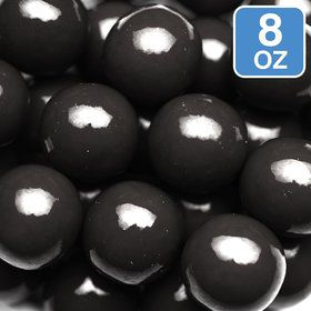 Black Gumballs 8oz (Each)
