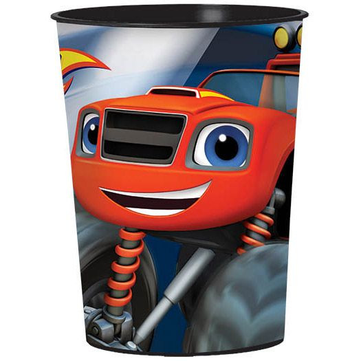 Blaze And The Monster Machines 16Oz Favor Cup BB421582