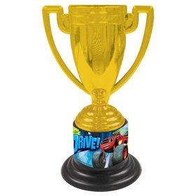 "Blaze and the Monster Machines 4"" Trophy Favor"