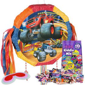 Blaze and the Monster Machines Drum Pinata Kit