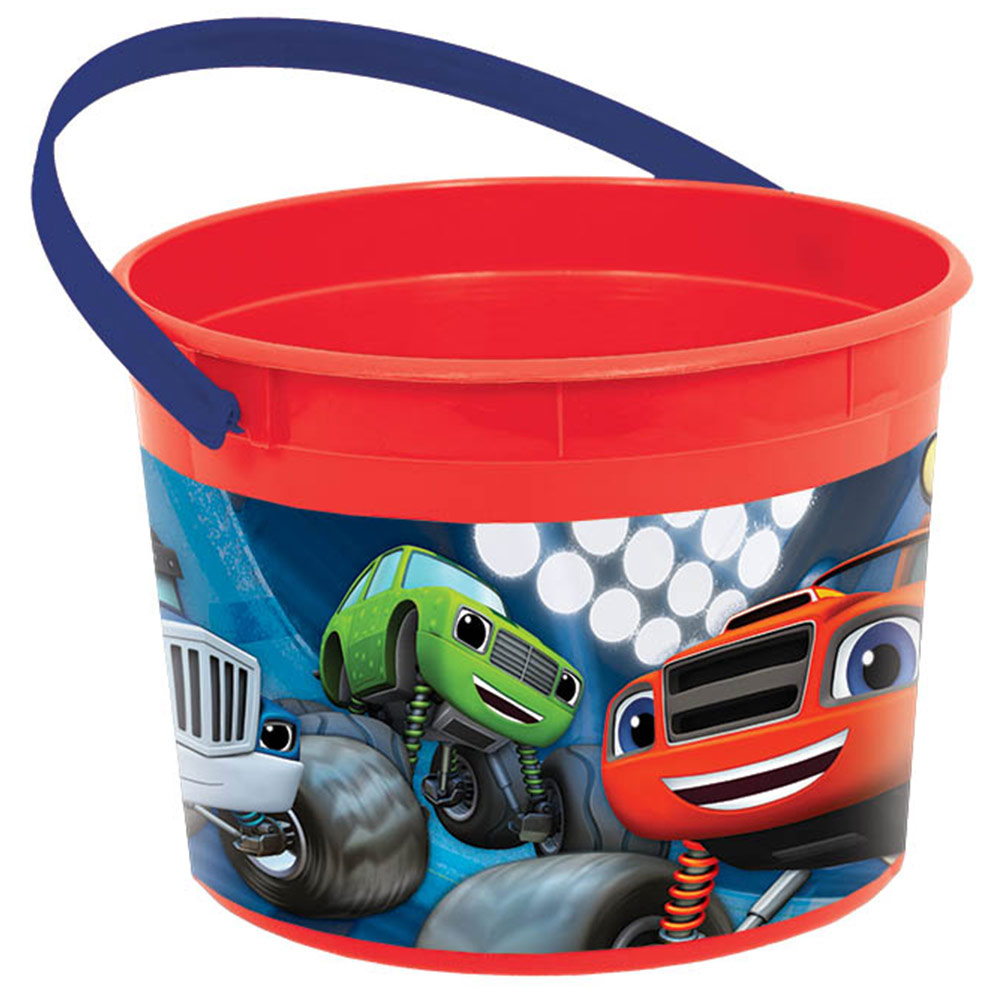 Blaze And The Monster Machines Favor Container BB261582