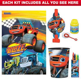 Blaze and the Monster Machines Favor Kit (Each)