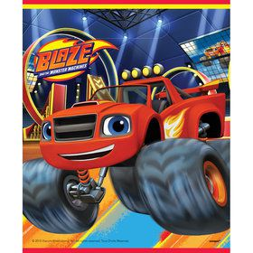 Blaze and the Monster Machines Loot Bags (8 Count)