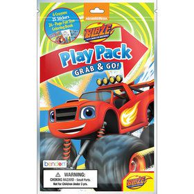Blaze and the Monster Machines PlayPack