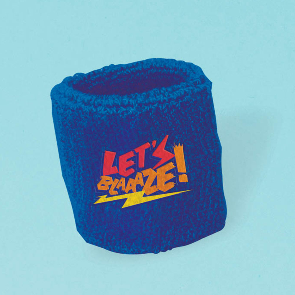 Blaze and the Monster Machines Sweat Band Favors (4 Pack) - Party Supplies BB396912