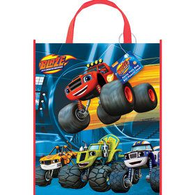 Blaze and the Monster Machines Tote Bag (Each)