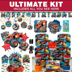Blaze and the Monster Machines Ultimate Kit( Serves 8)