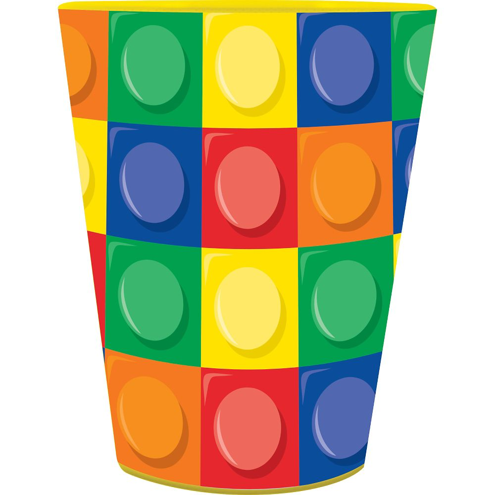 Block Party 16Oz Cup (Each) BB315265