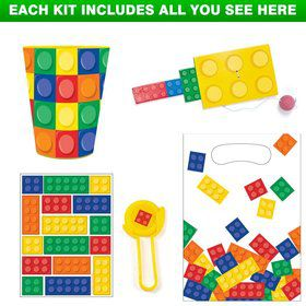 Blocks Favor Kit (Each)