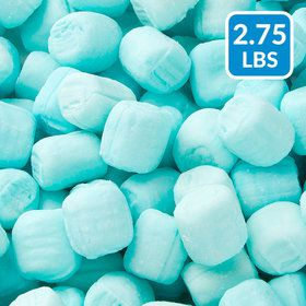 Blue Buttermints 2.75Lbs Bulk Bag