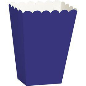 Blue Favor Container (8-Pack)