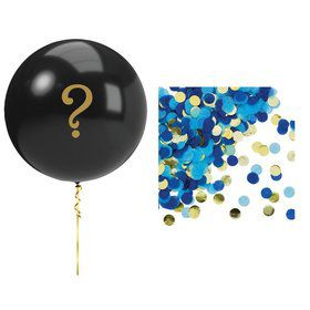 Blue Gender Reveal Balloon Kit