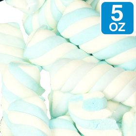 Blue Marshmallow Twists 5 oz Bag (Each)