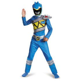 Blue Ranger Dino Charge Classic Kids Costume