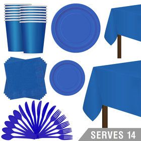 Blue Standard Tableware Kit