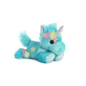 Blueberry Ripple Unicorn Plush