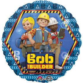 "Bob the Builder 17"" Balloon"
