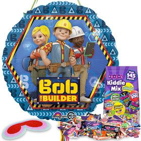 Bob the Builder Birthday Pull String Pinata Kit