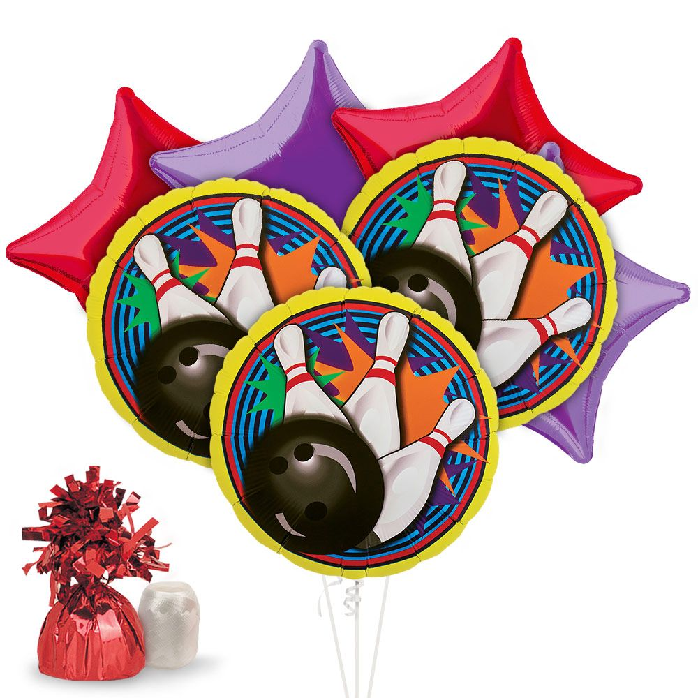 Bowling Balloon Kit (Each) BBBK177